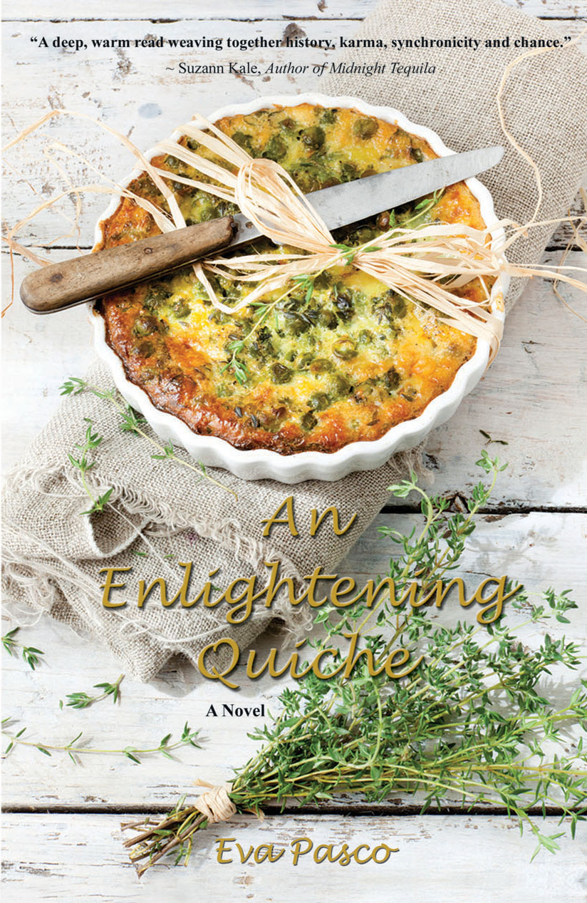 An E. Quiche by Eva Pasco