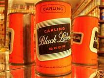 1960s Beer - Black Label
