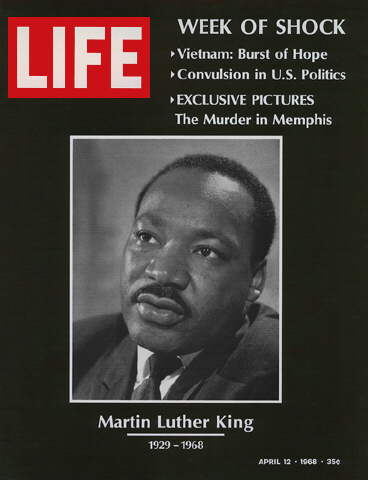 Martin Luther King Assassination 1968