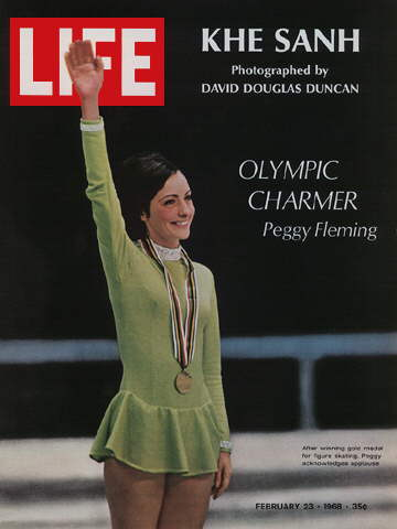Peggy Fleming 1968