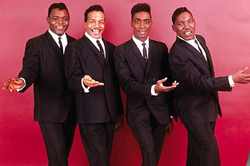 60s music - Rhythm and Blues-The Drifters