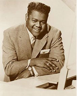 60s music - Rhythm and Blues - Fats Domino