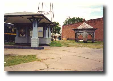 Route 66 - Gas Station - Galena KS