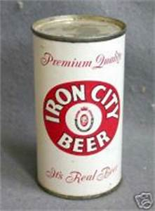 1960s Beer - Iron City