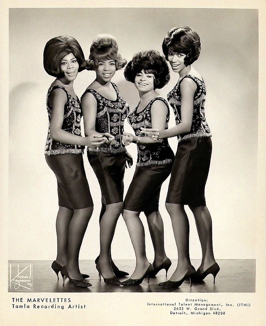 60s music - Rhythm and Blues Marvelettes