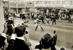 Protest of the 60s