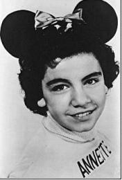 Annette Funicello - Then