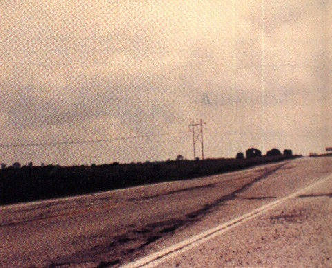 Route 66 - fontage road between Springfield and Litchfield