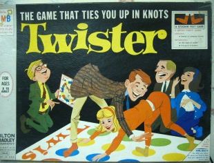 Games of the 1960s -Twister