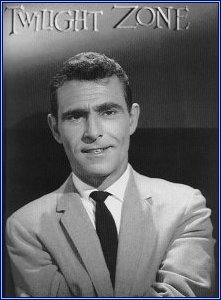 Rod Serling of the Twilight Zone